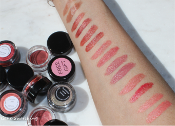 Adorn Cosmetics Lipstick Review and Swatches - Gone Swatching xo