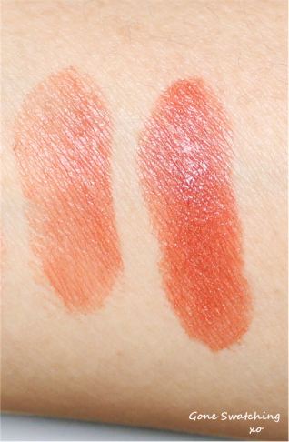 Nudus Review and Swatches - Gone Swatching xo