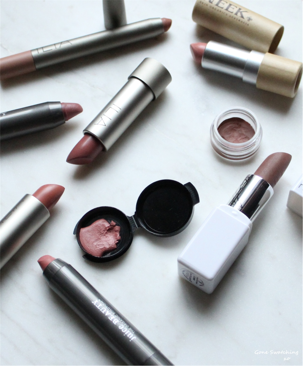 The Nude that Started it All. Nude Lipsticks for Medium Warm tone. Gone Swatching xo