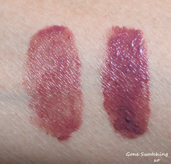 Vapour Beauty Siren Lipstick Review and Swatches - Magnetic and Holiday. Gone Swatching xo