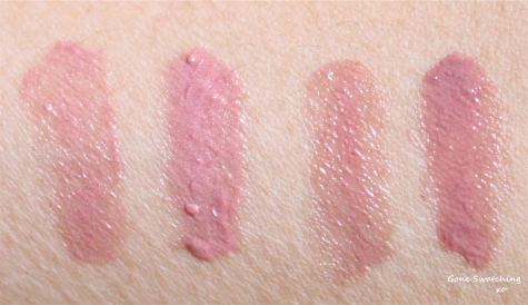 Luk Beautifood Review and Swatches - Gone Swatching xo