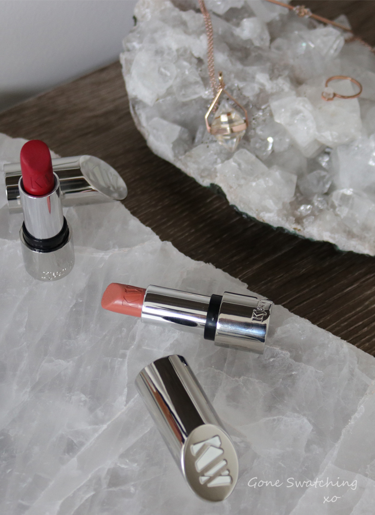 Kjaer-Weis-Luxury-Organic-and-refillable-Lipstick-Review-and-Swatches-Carmine-Free-Shades