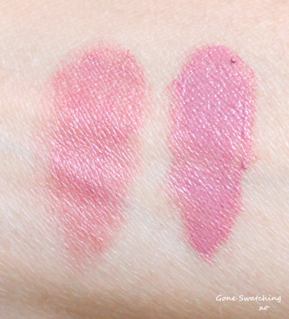 Vapour Beauty Aura Multi Use Classic Review and Swatches - Charm, Cheeky and Virtue. Gone Swatching xo