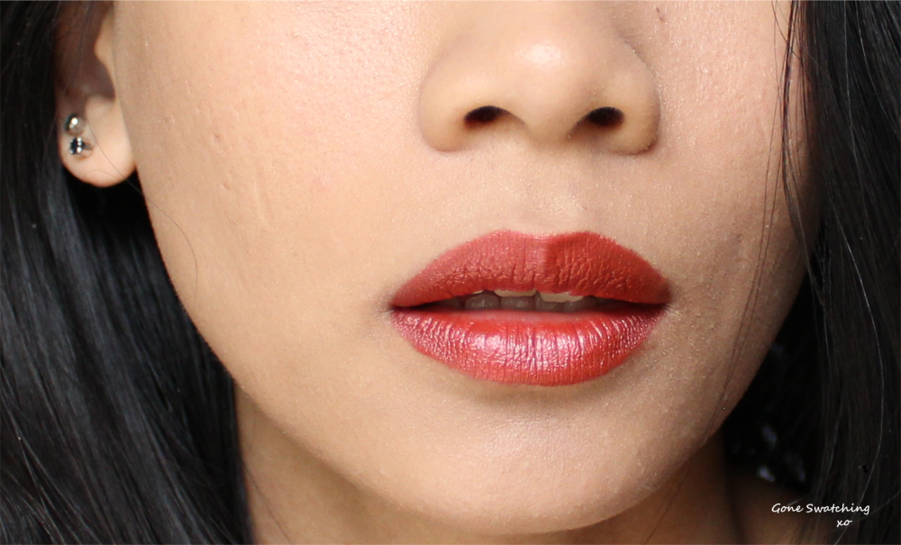 Inika Lipstick Review and Swatches - Gone Swatching xo