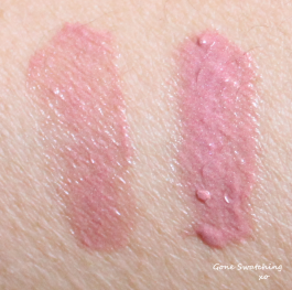 Luk Beautifood Lip Nourish Review and Swatches - Nude Cinnamon, Rose Lime, Pink Juniper and Tea Rose. Gone Swatching xo