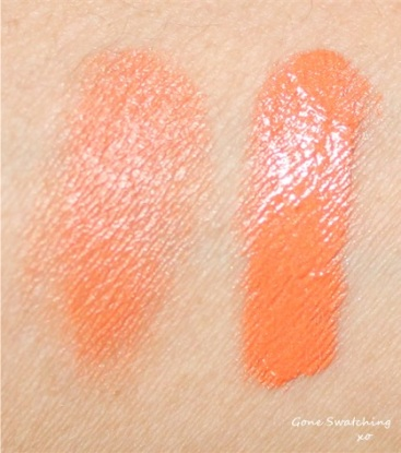 RMS Beauty Lip2Cheek Swatches - Curious, Smile and Beloved Gone Swatching xo