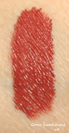 Au Naturale Cosmetics Su/Stain Matte Lip Stain Swatches - Bold Collection. Gone Swatching xo