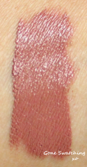 Au Naturale Cosmetics Su/Stain Matte Lip Stain Swatches - Neutral Collection. Gone Swatching xo