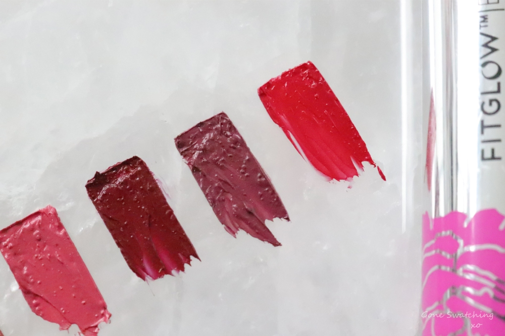 Fitglow-Lip-Colour-Cream-Review-and-Swatches-Beet,-Adore,-Love,-Aura