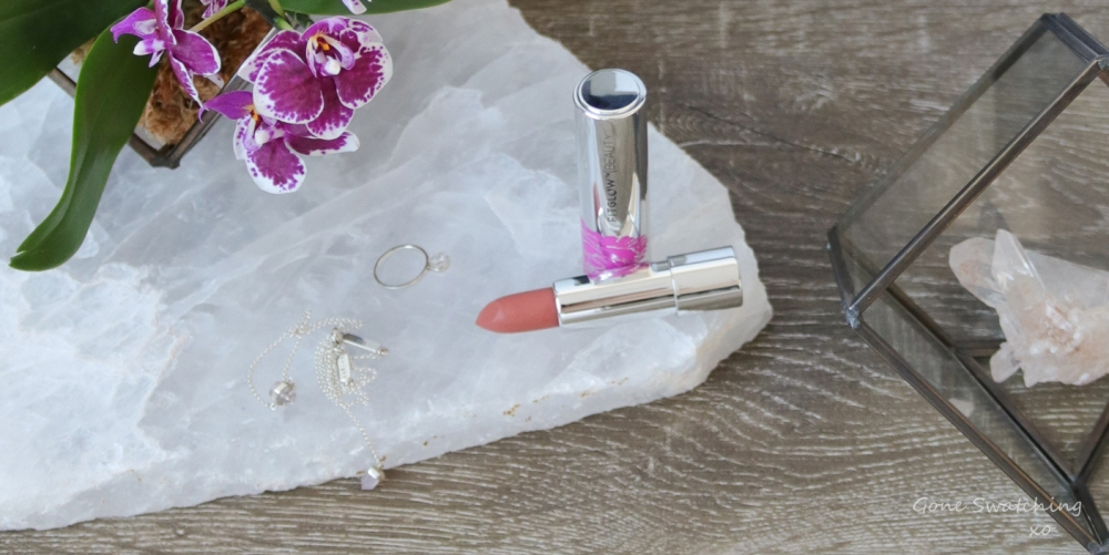 Fitglow-Lip-Colour-Cream-Review-and-Swatches,-Pure,-Buck-and-Beach.-Packaging