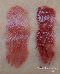 Henne Luxury Lip Tint Intrigue - Gone Swatching xo