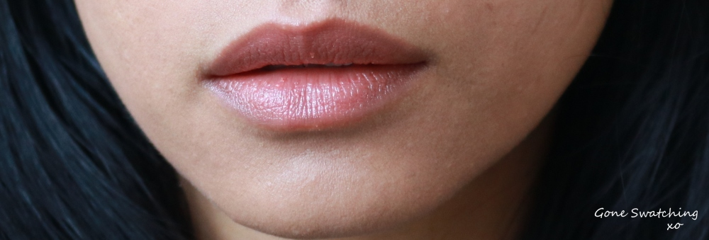 Henne Luxury Lip Tint Coral - Gone Swatching xo