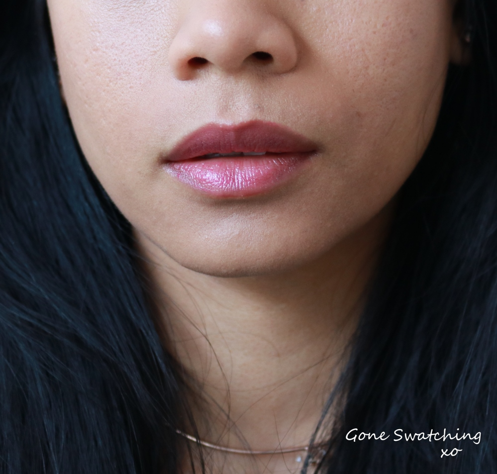 Henne Luxury Lip Tint Review and Swatches - Azalea. Gone Swatching xo
