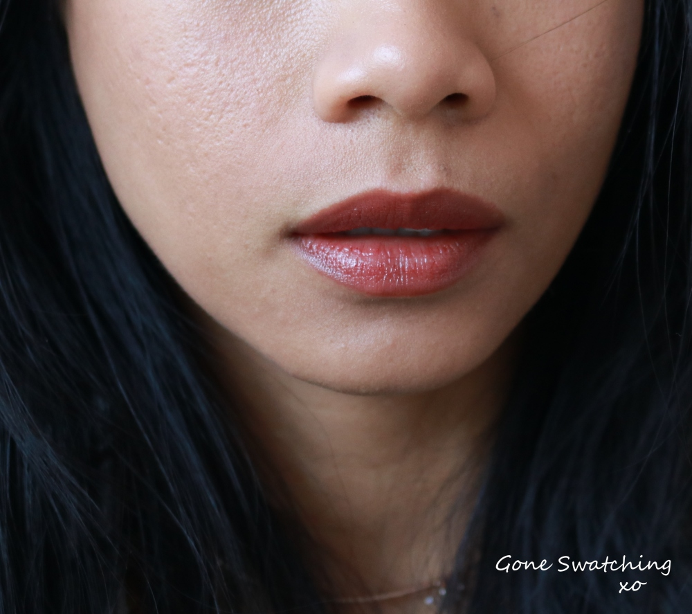 Henne Luxury Lip Tint Review and Swatches - Intrigue. Gone Swatching xo