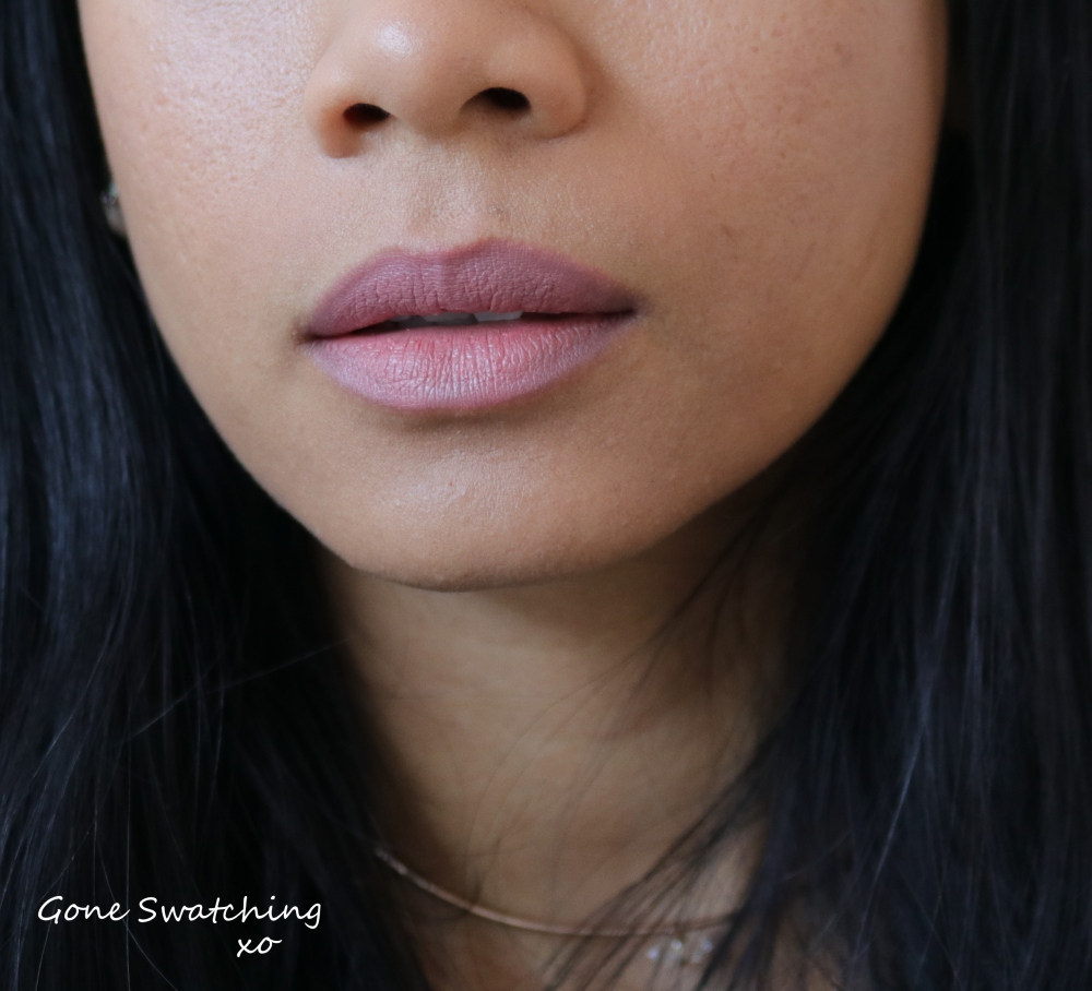 Fitglow Lip Colour Cream Review and Swatches - Gone Swatching xo
