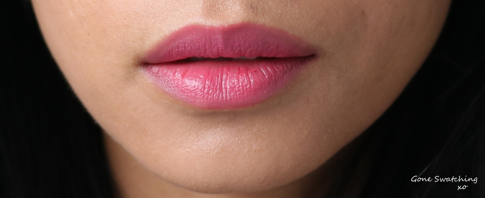 Fitglow Beauty Lip Cream Colour Swatches - Gone Swatching xo