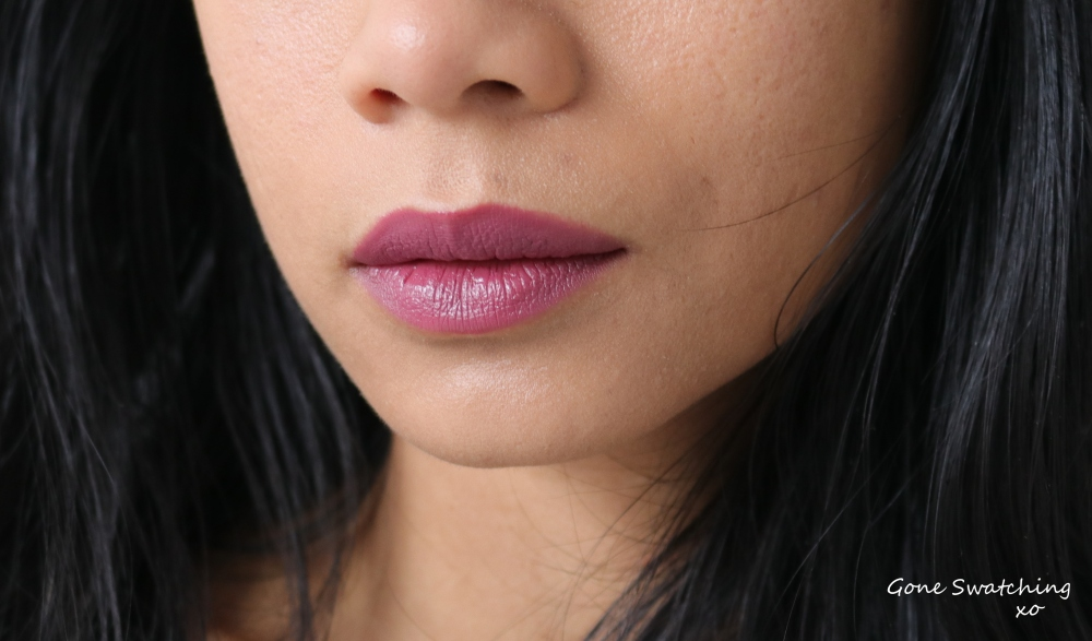 Fitglow Beauty Lip Cream Colours Swatches - Gone Swatching xo