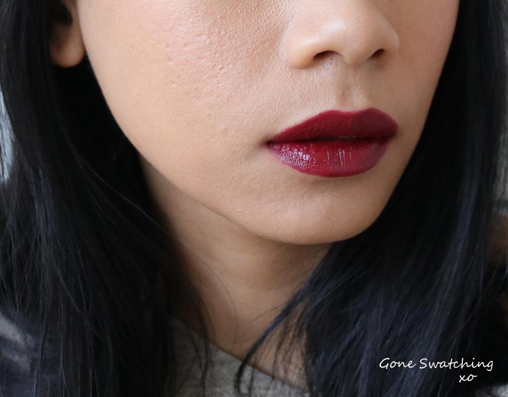 Nu Evolution Lipstick Swatches - Gone Swatching xo