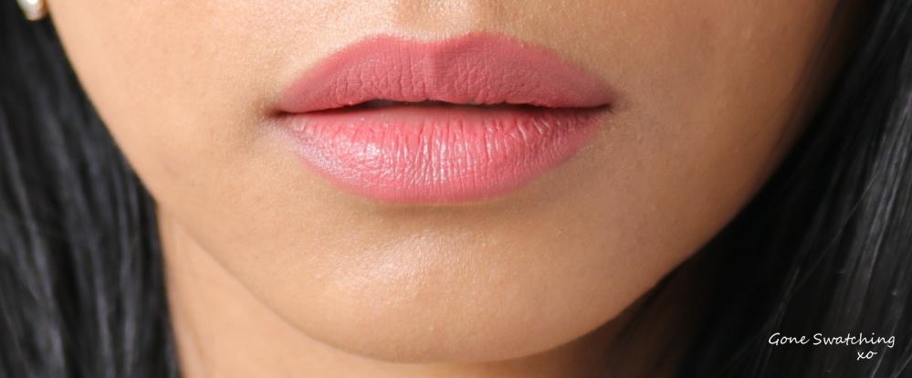 Nudus Lipstick Swatches - Amalia. Gone Swatching xo