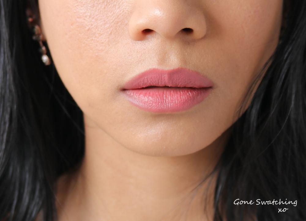 Nudus Lipstick Swatches Amalia. Gone Swatching xo