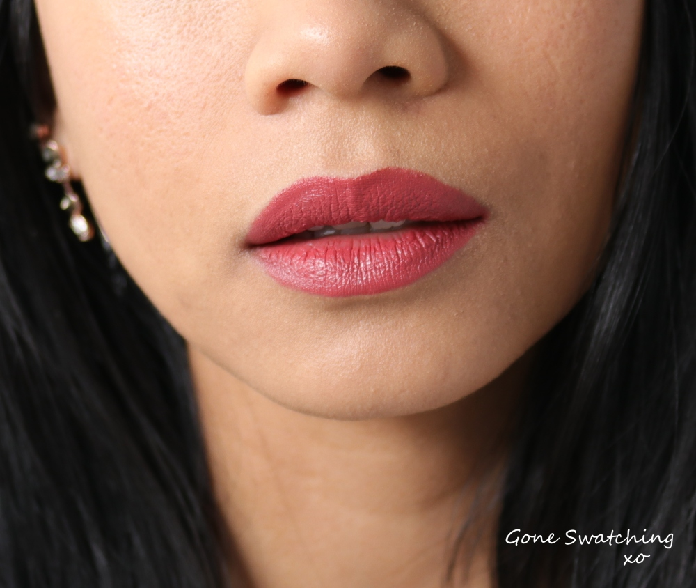 Nudus Lipstick Swatches Dreamtime. Gone Swatching xo