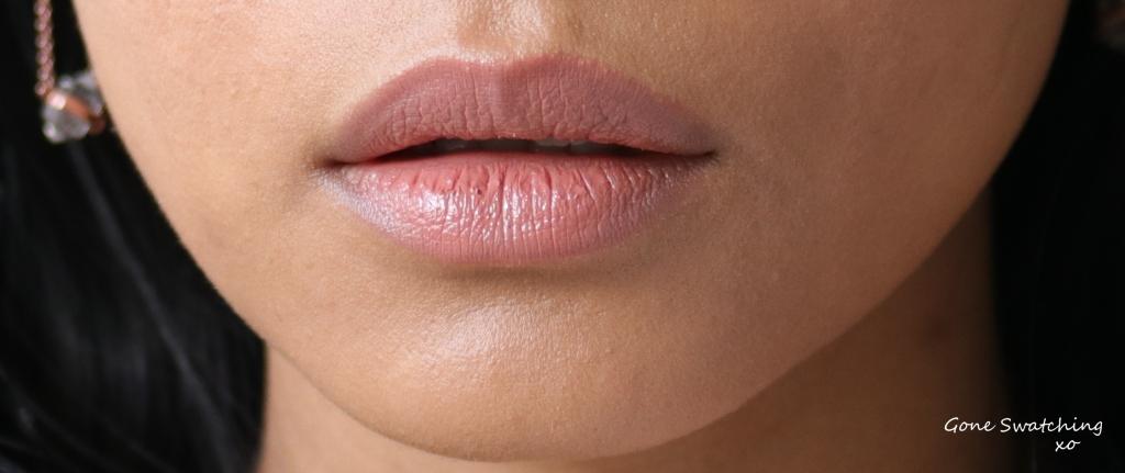 Nui Cosmetics Lipstick Swatches - Nyree, Kura, Emere