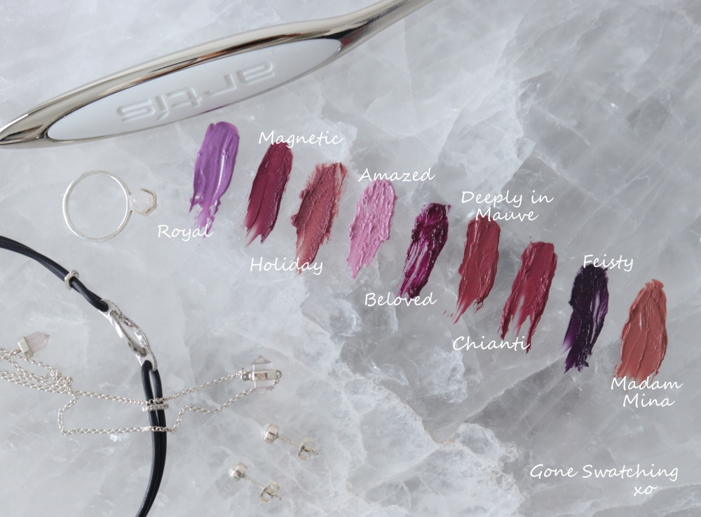 9 Organic, Natural and Non-toxic Purple lipsticks