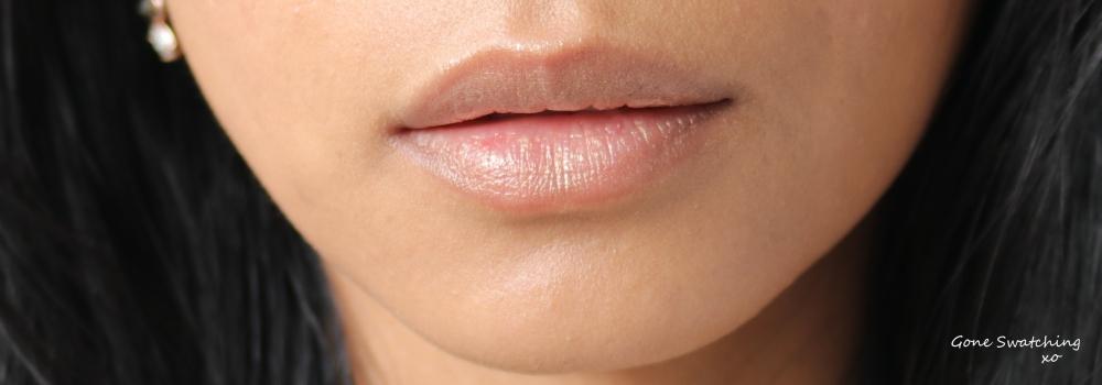 Gressa Lip Boost - Brilliant swatch. Gone Swatching xo