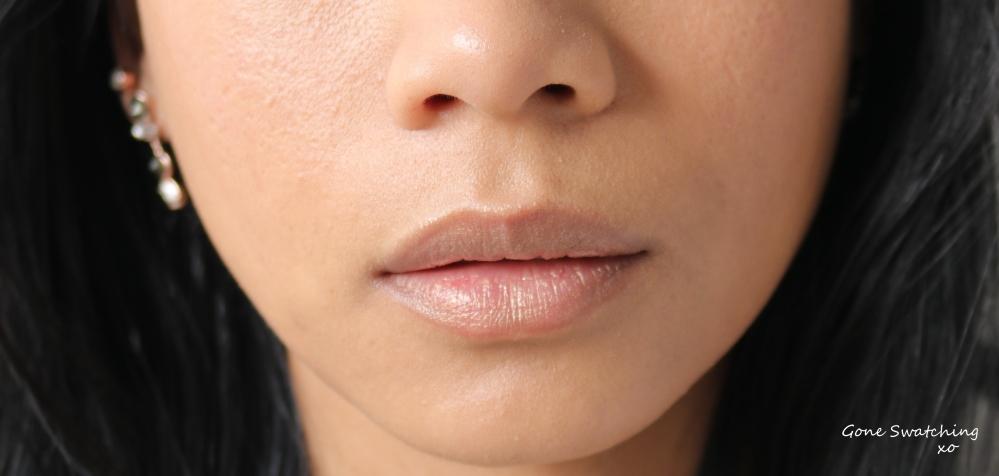 Gressa Skin Lip Boost - Brilliant swatch. Gone Swatching xo