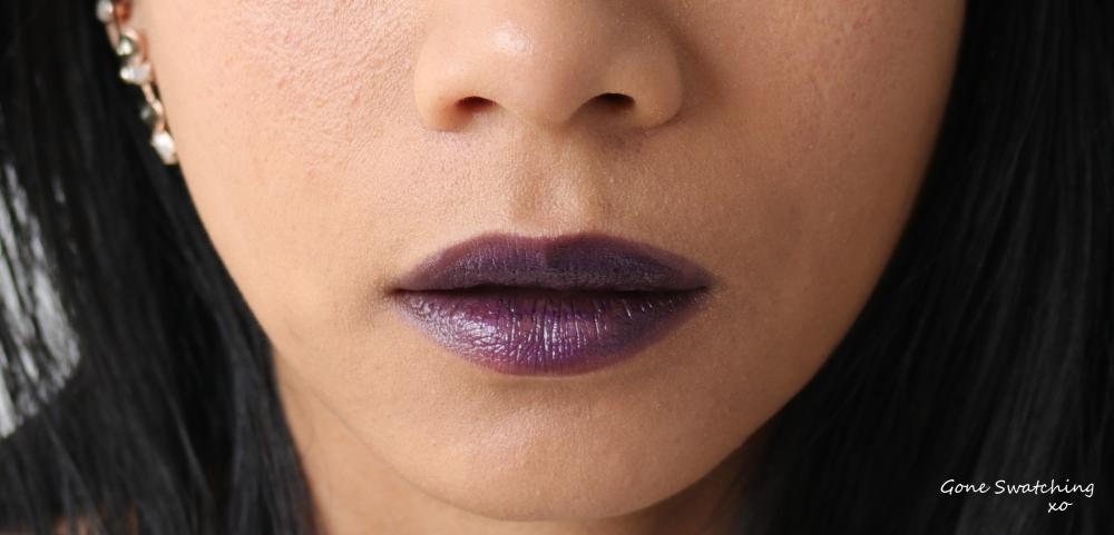 Gressa Skin Lip Boost - Dahlia swatch. Gone Swatching xo
