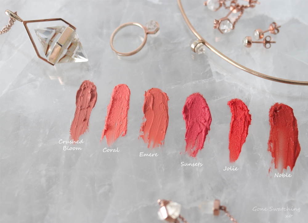 Organic,-Vegan-and-Toxin-Free-Coral-Lipstick-Swatches.-Gone-Swatching-xo