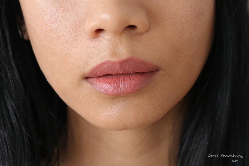 Ere-Perez-Cacao-Lip-Colour-Hoopla-Lip-Swatch-on-Asian-Skin