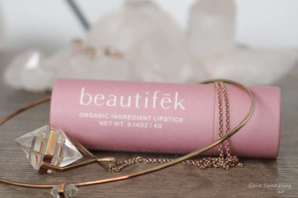 Beautifek Lipstick Review & Swatches on asian skin. Amber, Ruby, Coral & Garnet. Gone Swatching xo