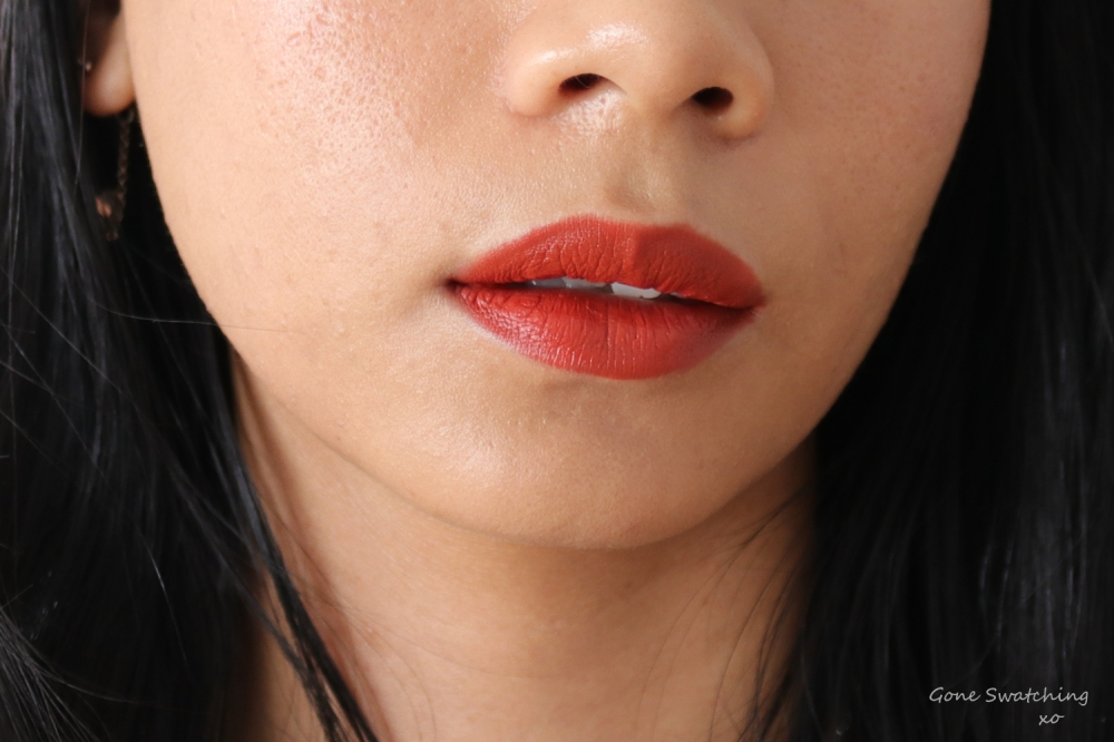 Ere Perez Olive Oil Lipstick Review and Swatches on Asian Skin. Festivale. Gone Swatching xo