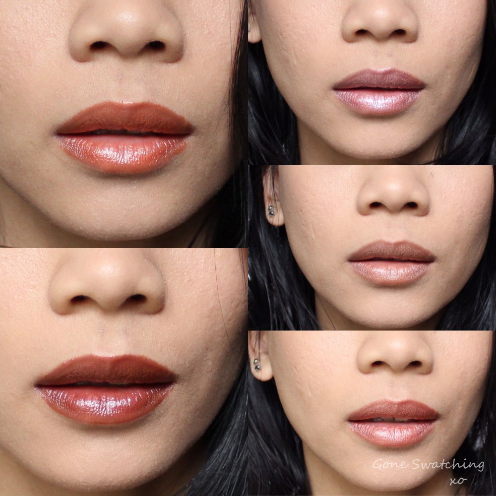 Axiology Lipstick Review & Swatches on Asian Skin. Gone Swatching xo