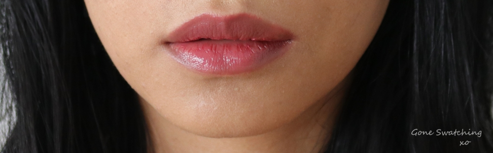 Elate Cosmetics Lipstick Review & Swatches. Vivacious. By Green Beauty Blogger Gone Swatching xo