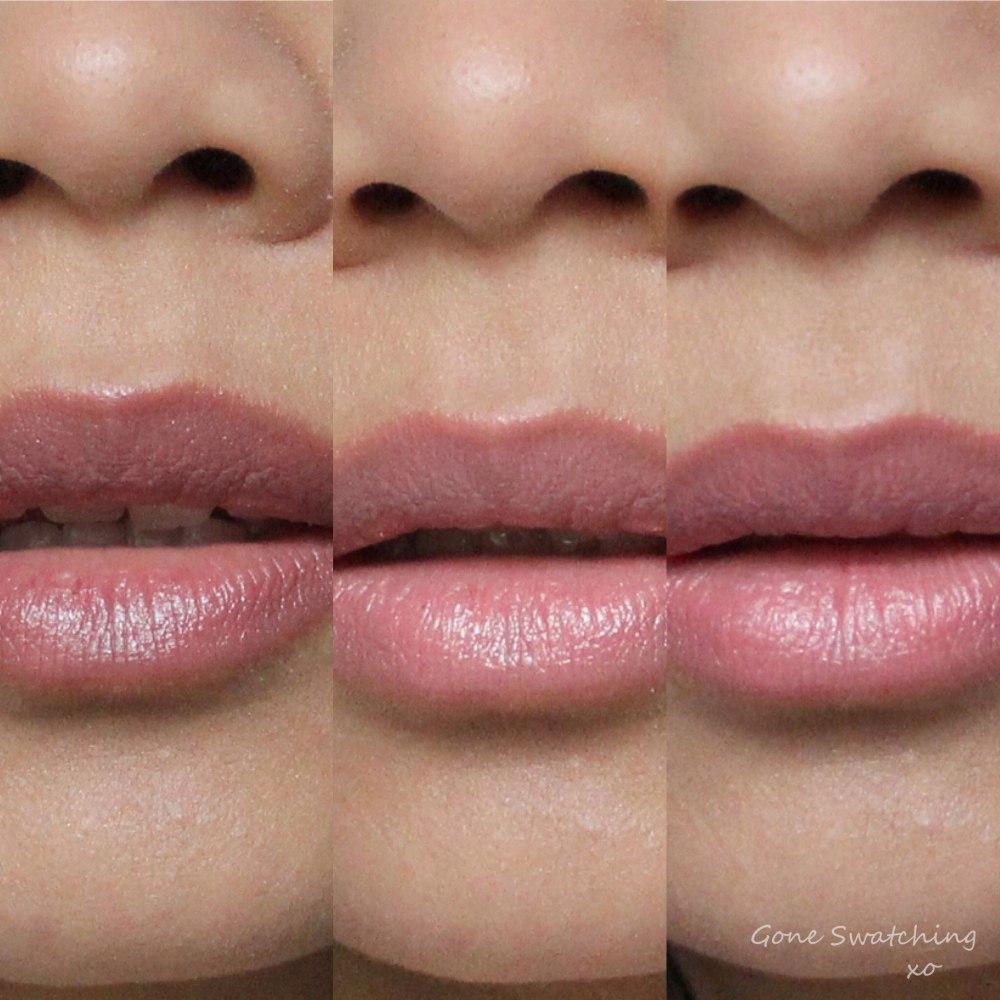 Juice Beauty Luminous Lip Crayon Review & Swatches. Malibu, Pebble & Laguna. Gone Swatching xo