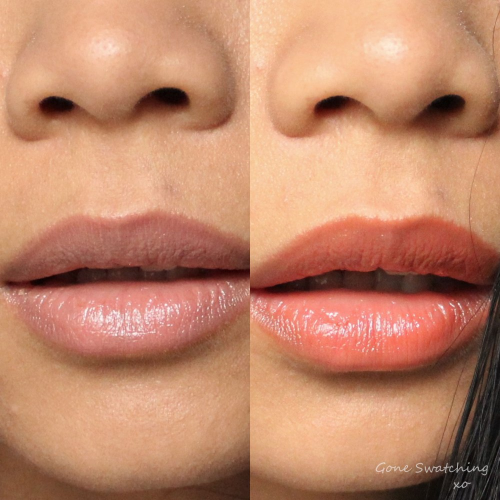 W3ll People Nudist Lipbalm review & swatches. Gone Swatching xo