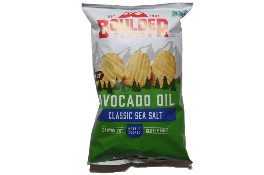 8 Gluten-Free Food Alternatives for Sensitive Stomachs. Avocado Oil Chips. Gone Swatching xo