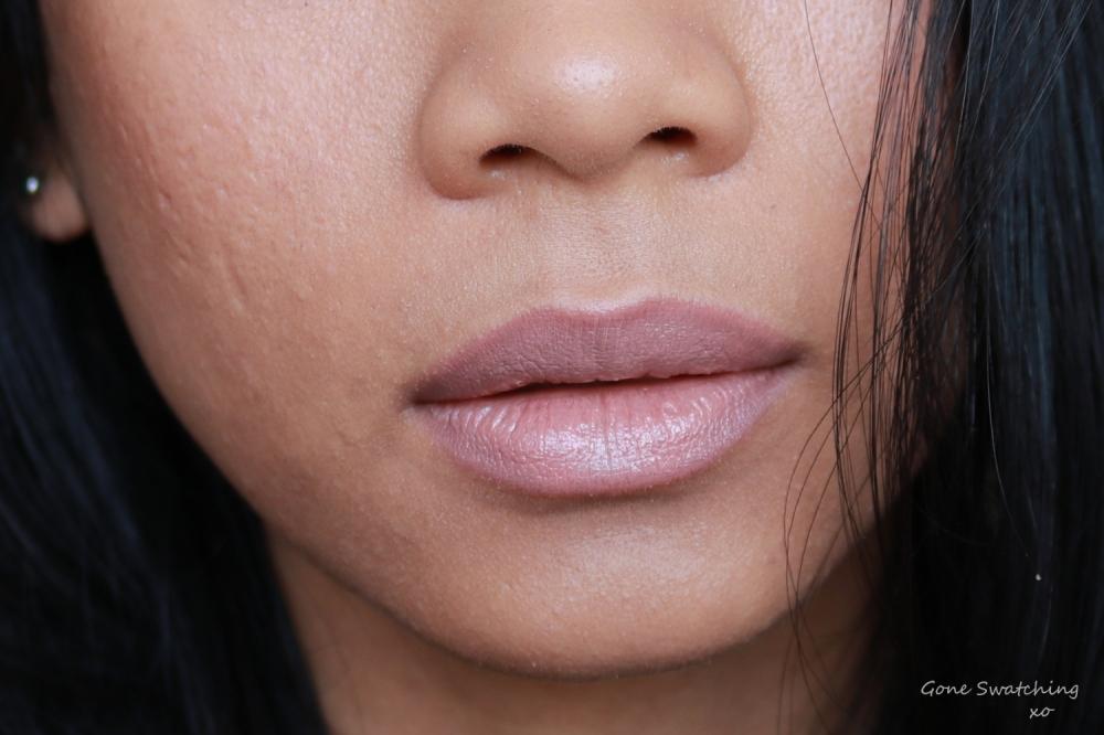 RMS Beauty Lip2Cheek Spell Lip Swatch. Gone Swatching xo