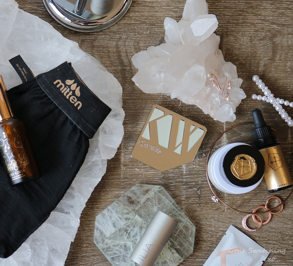 My Favourite Natural, Organic Luxury Skincare & Makeup of 2019. Green Beauty Blogger AU Gone Swatching xo
