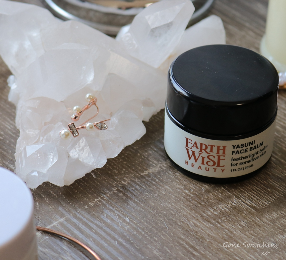 My Favourite Natural, Organic Skincare & Makeup of 2019. Featuring Earthwise Beauty Yasuni Face Balm. Gone Swatching xo