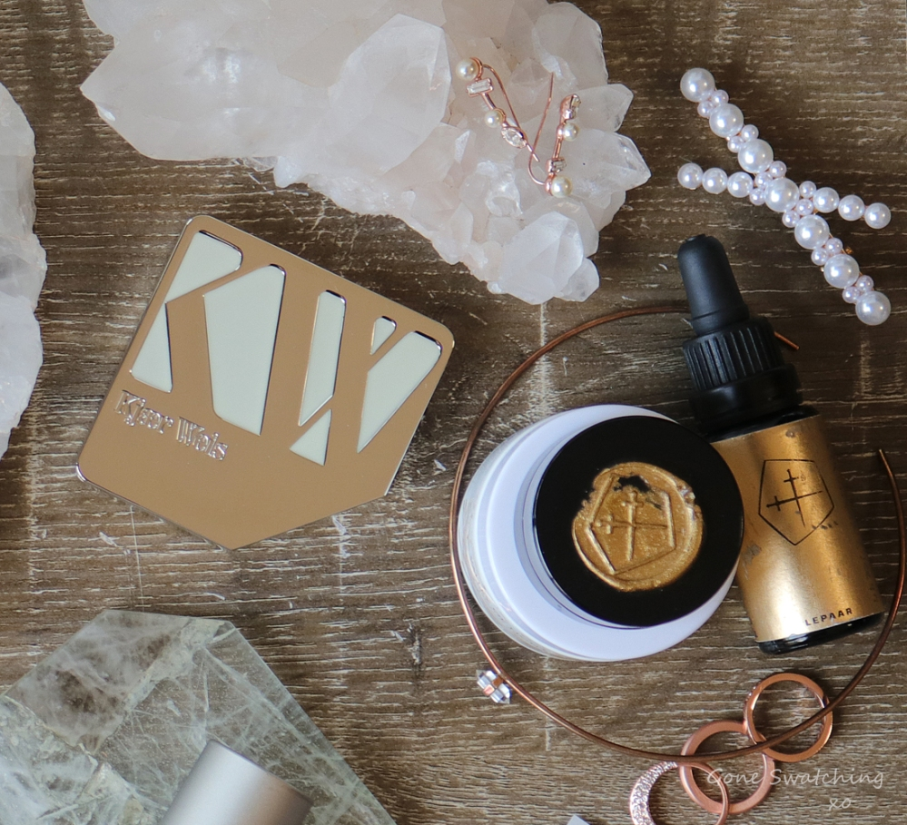 My Favourite Natural, Organic Skincare & Makeup of 2019. Featuring Lepaar Yuzu Vitamin C Serum & Velvet Sole Lip Balm. Gone Swatching xo