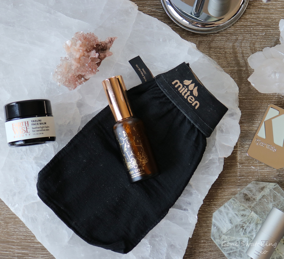 My Favourite Natural Skincare & Makeup of 2019. Featuring Lepaar, Kjaer Weis, Wabi Sabi, Earthwise, Ilia Beauty & Zitsticka & Mitten Gone Swatchin
