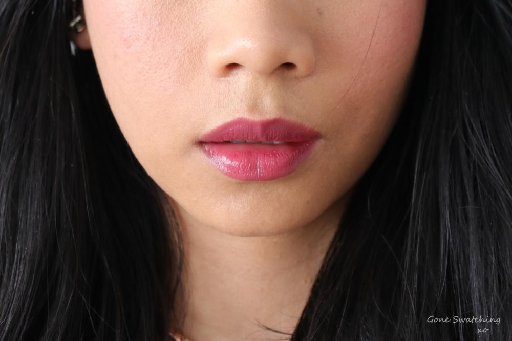 Ilia Beauty Multi-stick Lip Swatch A Fine Romance. Gone Swatching xo