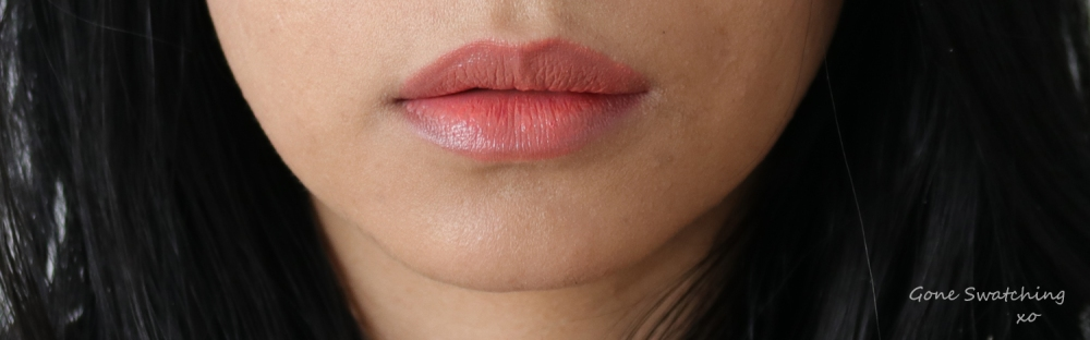 Ilia Beauty Tinted Lip conditioner review & swatches. In Paradise. Gone Swatching xo