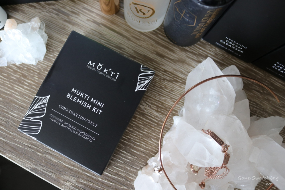 The Worst Natural & Organic Skincare & Makeup of 2019. Mutki Skincare Clear Travel Kit. Gone Swatching xo