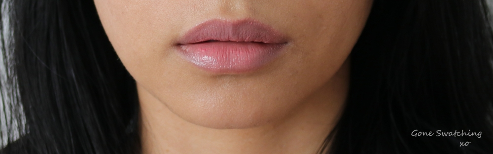 Ilia Beauty Tinted Lip conditioner review & swatches. Blossom Lady. Gone Swatching xo