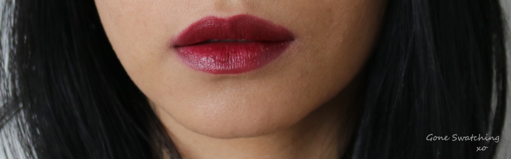 Ilia Beauty Tinted Lip conditioner review & swatches. Lust for Life. Gone Swatching xo