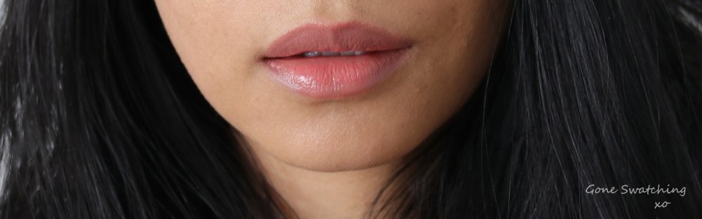 Ilia Beauty Tinted Lip conditioner review & swatches. Nobody's Baby. Gone Swatching xo